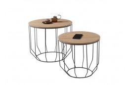 Konferenční stolek Haiti dub
